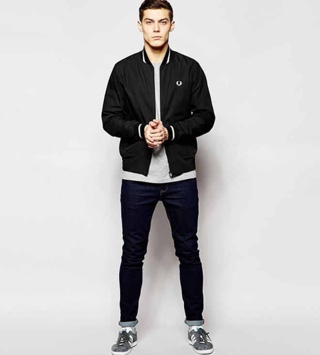 áo thun quần jean