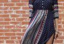 Xu hướng váy đầm maxi đi biển cho mùa hè 2017