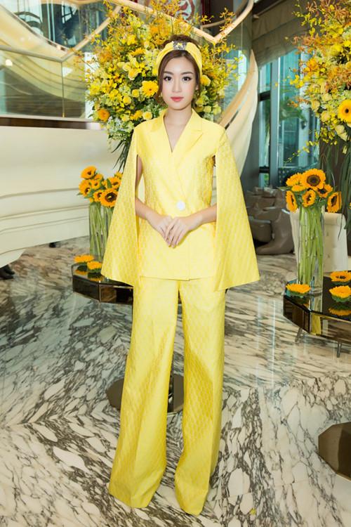 Hoa hậu đỗ mỹ linh 2016