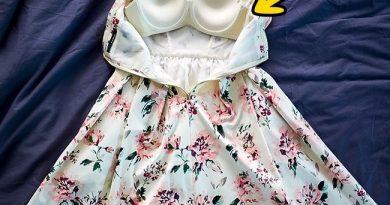 Mẹo giúp mặc váy quây ngực thoải mái hơn