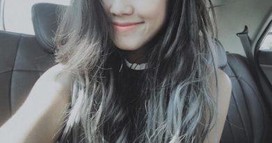 màu khói xu hướng tóc 2017