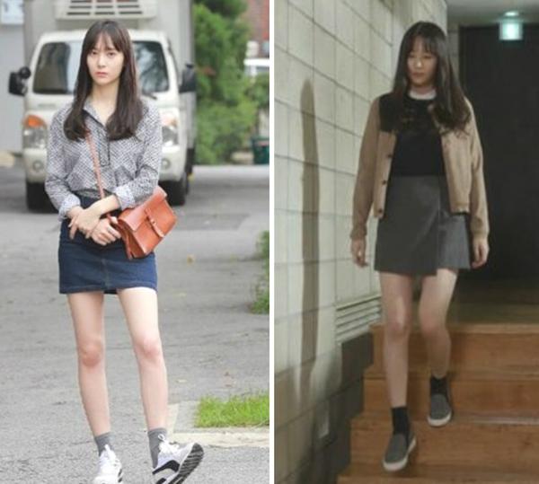 Style học đường rất được ưa chuộng tại Hàn Quốc
