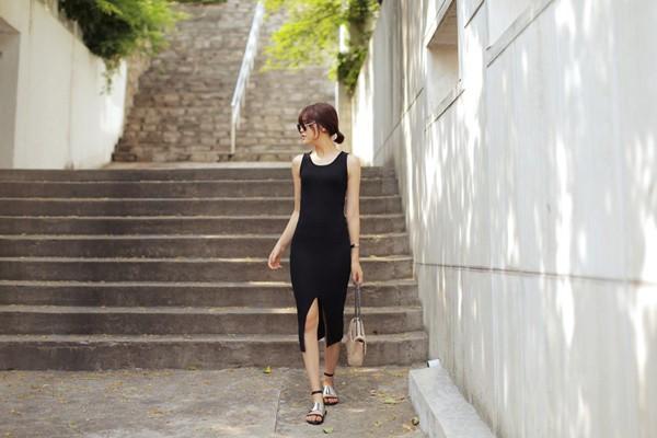 váy liền nữ tính
