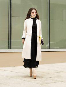 xu hướng thời trang thu đông, xu hướng thu đông, áo khoác không tay