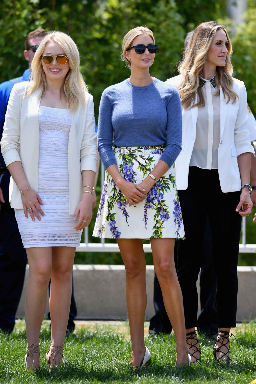 ái nữ, con gái tổng thống, con gái tổng thông trump