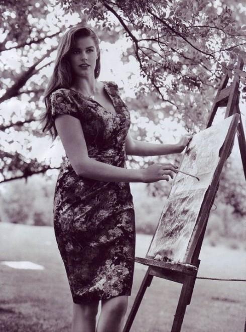 thời trang áo đẹp, mặc đẹp, thời trang cho người đầy đặn