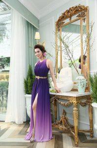Thời trang sao, phong cách thời trang, mc kỳ duyên
