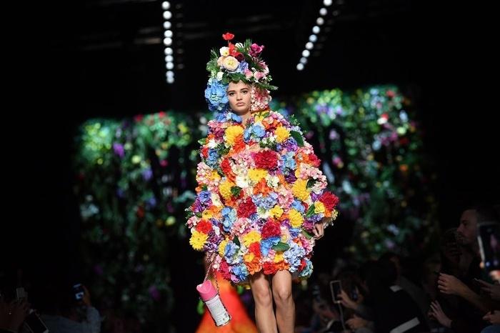 tuần lễ thời trang, tuần lễ thời trang xuân hè milan 2018