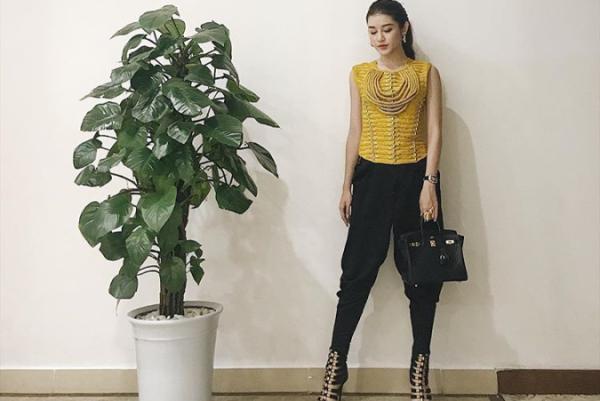 sao Việt và style