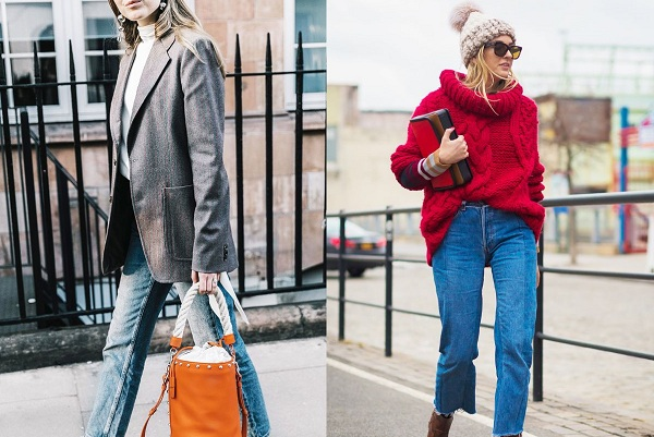 Không hề khó để mặc đẹp cho màu đông nếu bạn biết phối màu sắc