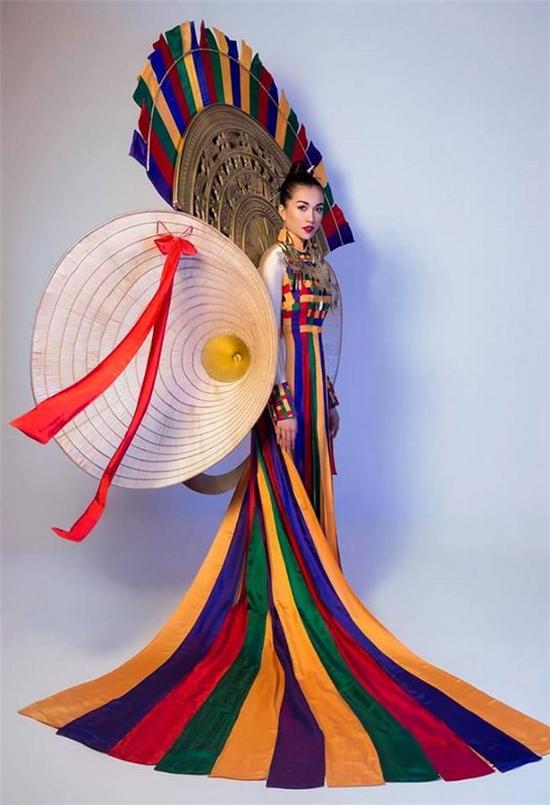 trang phục truyền thống, trang phục truyền thống thi hoa hậu hoàn vũ 2017