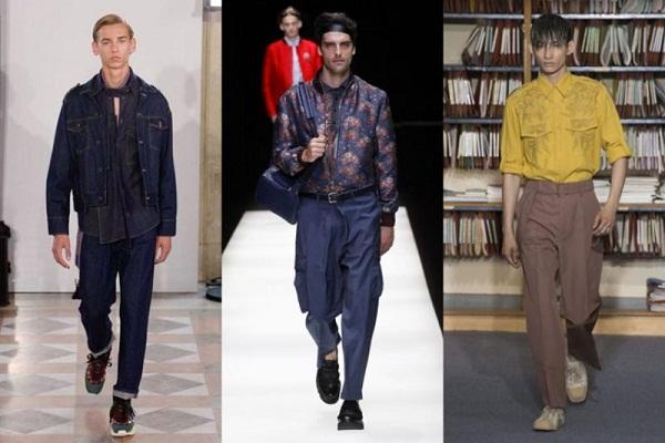 xu hướng thời trang năm 2018