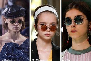 Không còn là những chiếc kính râm một màu đơn thuần nữa, xu hướng kính mát 2018 sẽ hướng đến những chiếc kính được phối hợp màu sắc ăn ý với nhau
