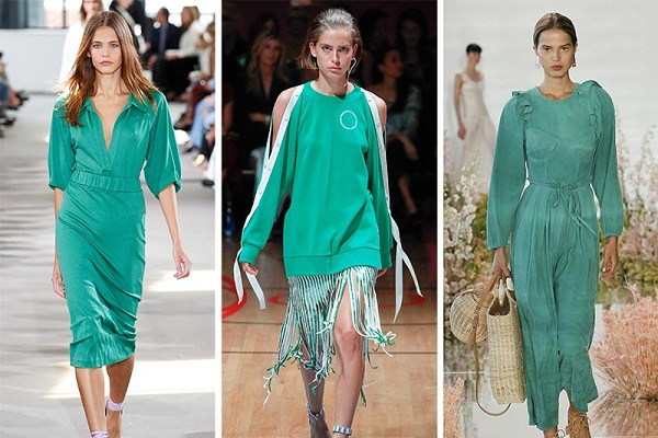 xu hướng thời trang