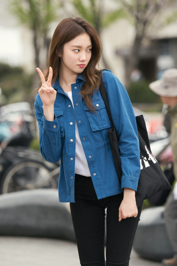 bí quyết mặc đẹpnhư sao Hàn