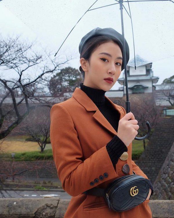 phong cách thời trang vintage là  lựa chọn hàng đầu của người đẹp.