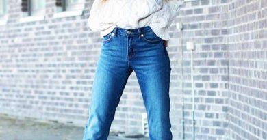 Xu hướng quần jeans hot trong mùa hè 2018