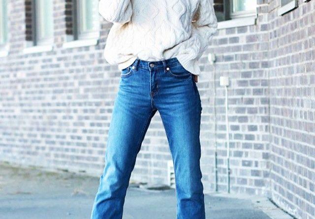 xu hướng quần jean mùa hè 2018
