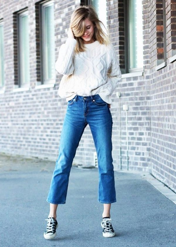 quần jean ống lửng