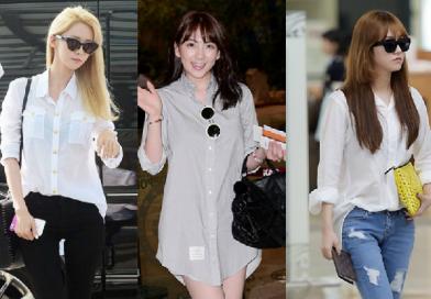 Bí quyết mặc đẹp từ các ngôi sao Hàn Quốc