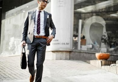 Bí quyết kết hợp thắt lưng da nam với trang phục cho các chàng