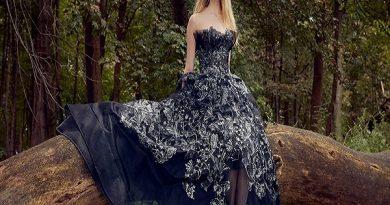 Ngắm BST Marchesa Xuân – Hè 2019 với những chiếc váy cưới