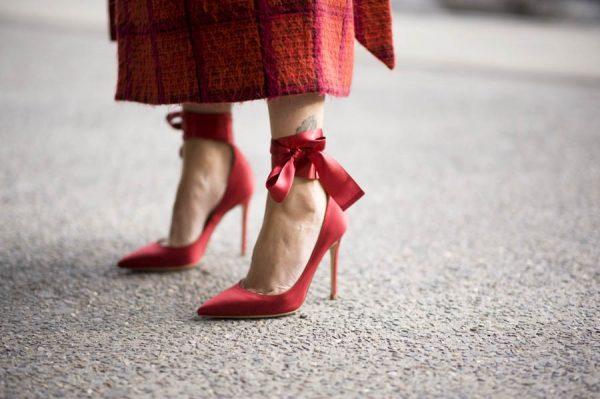 thiết kế giày cao gót bạn cần có cho mùa Thu Đông