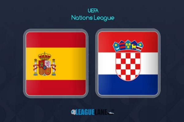 Nhận định Croatia vs Tây Ban Nha