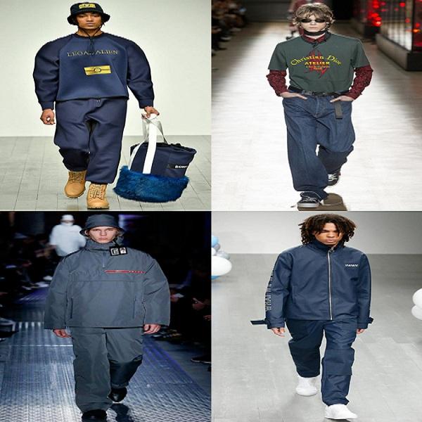 xu hướng thời trang nam thu đông 2018