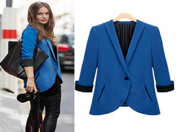 mẫu áo vest nữ cách điệu đẹp nhất cho nàng công sở