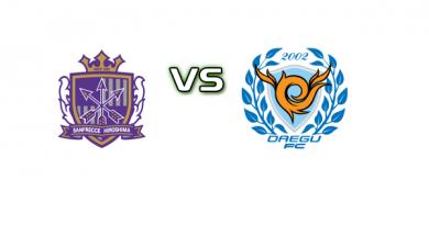 Soi kèo Sanfrecce Hiroshima vs Daegu, 17h00 ngày 10/04