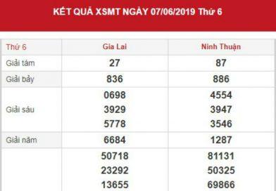 Dự đoán kết quả XSMT Vip ngày 14/06/2019