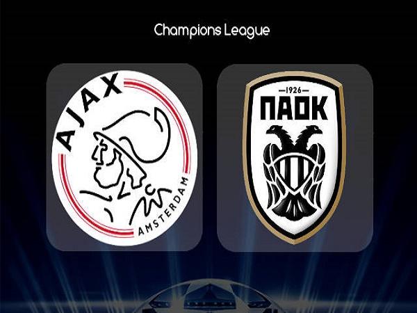 Phân tích kèo Ajax vs PAOK, 1h30 ngày 14/08