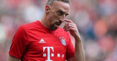 Ribery sắp tới Serie A đối đầu với Ronaldo