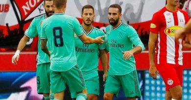 Tin bóng đá 9/8: Zidane thay đổi chiến thuật vì Hazard