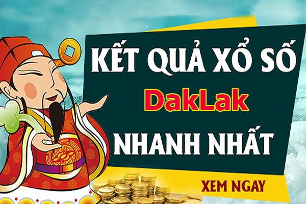 Soi cầu XS Daklak chính xác thứ 3 ngày 13/08/2019