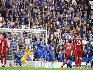 Chelsea 1-2 Liverpool: The Kop là Vua bóng chết