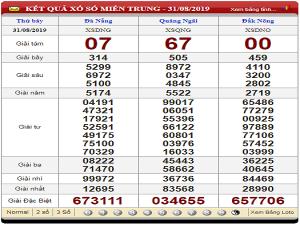 Phân tích miền trung ngày 07/09 tỷ lệ trúng cao