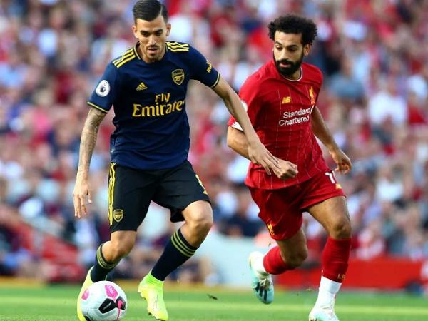 Tân binh của Arsenal cảm thấy choáng ngợp trước Liverpool