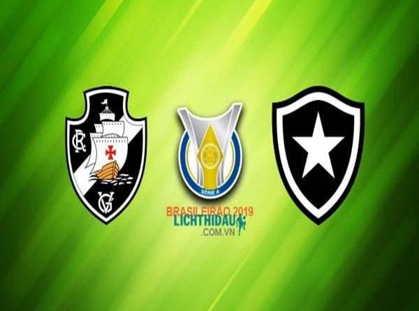 Nhận định Vasco da Gama vs Botafogo, 07h30 ngày 17/10