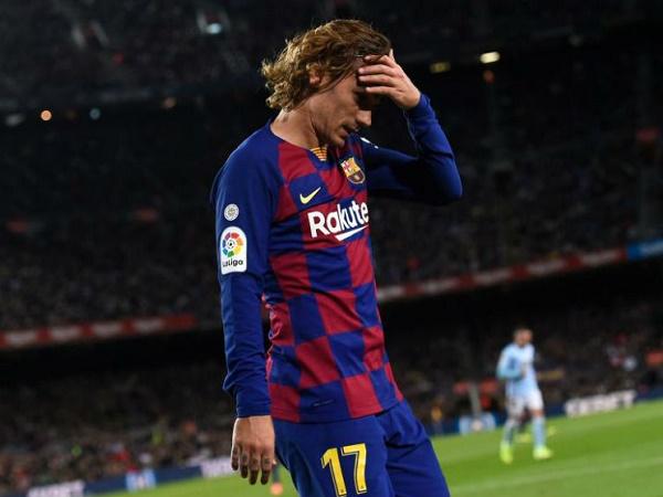 Griezmann tiết lộ lý do tuột dốc không phanh tại Barca
