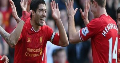 Sao Liverpool muốn giết chết Luis Suarez