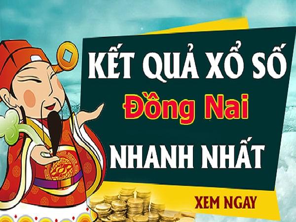 Soi cầu XS Đồng Nai chính xác thứ 4 ngày 27/11/2019