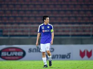 Hà Nội FC giữ chân Văn Quyết bằng bản hợp đồng mới