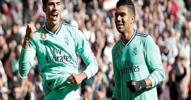 Real Madrid 2-0 Espanyol: Ngôi đầu bảng của Barca