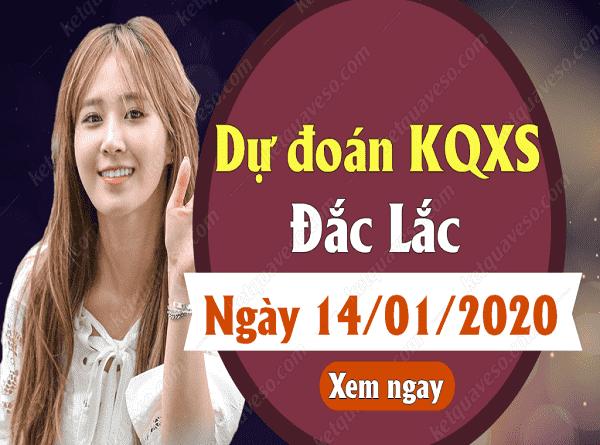 Nhận định KQXSDL ngày 14/01 chuẩn 100%