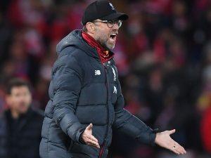 Tin bóng đá Liverpool 12/3: Klopp đả kích lối chơi của Atletico Madrid