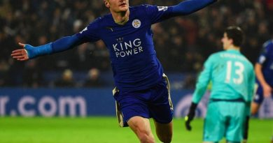 Chuyển nhượng tối 28/4: Leicester ấn định người thay Vardy