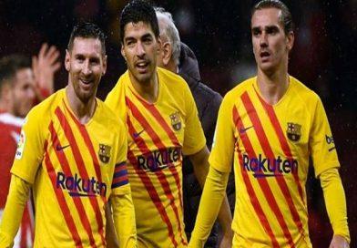 Luis Suarez lên tiếng bảo vệ đồng đội trước tin đồn đoán
