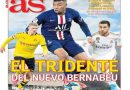 Bộ ba 500 triệu euro của Real: Chốt Haaland – Hazard – Mbappe